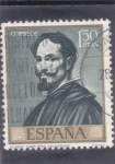 Stamps : Europe : Spain :  ALONSO CANO (velazquez)(36)