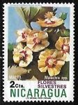 Stamps : America : Nicaragua :  Malva