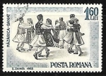 Stamps : Europe : Romania :  Mazarica - Banat