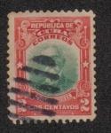 Stamps : America : Cuba :  Estadistas cubanos,Maximo Gomez (1836-1905)