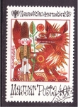 Stamps Europe - Hungary -  serie- año intern. niño