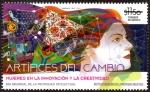Stamps : America : Mexico :  Propiedad Intelectual
