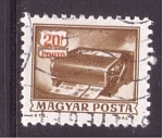 Stamps Europe - Hungary -  serie- historia postal
