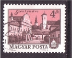 de Europa - Hungría -  serie- ciudades