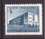 de Europa - Hungría -  serie- edificios
