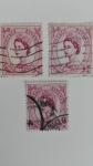 Stamps Europe - United Kingdom -  Elisabeth II