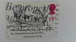 Stamps Europe - United Kingdom -  Animales en barca
