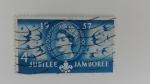 Stamps United Kingdom -  Elisabeth II