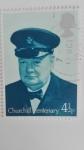 Stamps Europe - United Kingdom -  Churchill
