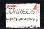 Stamps : Europe : Spain :  VALORES CÍVICOS-CREATIVIDAD(36)