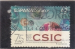 Stamps : Europe : Spain :  75 AÑOS CSIC (36)