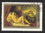 de Europa - Rusia -  Pinturas italianas en el Museo del Hermitage.