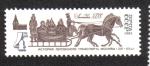 Sellos del Mundo : Europa : Rusia :  Transporte Historico