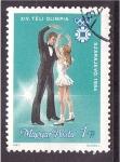 sellos de Europa - Hungría -  sarajevo'84