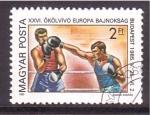 de Europa - Hungría -  budapest´85