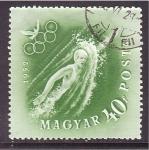 de Europa - Hungría -  OLIMPIADAS 1952