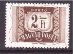 Sellos de Europa - Hungría -  correo postal
