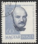 Stamps Hungary -  1378 - Semmelweis