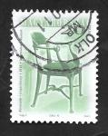Sellos del Mundo : Europa : Hungría : 3814 A - Sillon modelo 1915