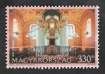 Sellos del Mundo : Europa : Hungría : 4582 - Sinagoga de Mad
