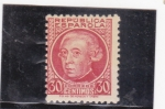 Stamps Spain -  Gaspar Melchor de Jovellanos- político (36)