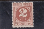 Stamps : Europe : Spain :  cifra (36)