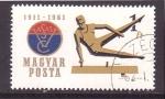 de Europa - Hungría -  50 aniv.