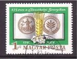 de Europa - Hungría -  175 aniv.