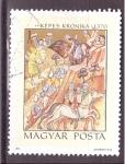 de Europa - Hungría -  600 aniv.