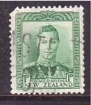 Stamps : Oceania : New_Zealand :  george VI