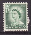 Stamps : Oceania : New_Zealand :  reinado de isabel II