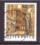 Stamps : Europe : Austria :  zona típica