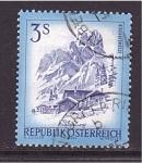 Stamps : Europe : Austria :  serie- zonas de austria