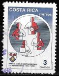sello : America : Costa_Rica : Costa Rica-cambio