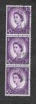 Stamps United Kingdom -  297 - Isabel II