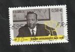 Sellos del Mundo : Europa : Francia : 4816 - Pierre Desgraupes, pionero de la televisión