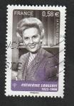 Sellos del Mundo : Europa : Francia : 4813 - Catherine Langeais, pionera de la televisión