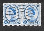 Sellos de Europa - Reino Unido -  298 - Isabel II