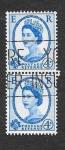 Stamps United Kingdom -  298 - Isabel II
