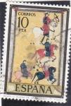 Sellos del Mundo : Europa : España : BEATO. C.BURGO DE OSMA (36)