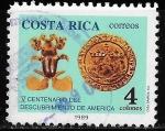 Sellos del Mundo : America : Costa_Rica : Costa Rica-cambio