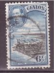 sellos de Asia - Sri Lanka -  serie- lugares de Ceilán