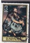 Stamps Europe - Spain -  LA SEÑORA DE CARVALLO (Vicente López) (36)