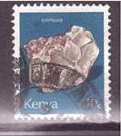 de Africa - Kenya -  serie- minerales