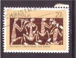 de Oceania - Australia -  cultura aborigen