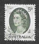 de Oceania - Australia -  Isabel II