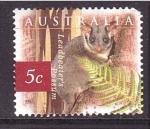 Sellos de Oceania - Australia -  Falange de Leadbeater