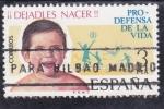 Sellos del Mundo : Europa : España : CAMPAÑA PRO DEFENSA DE LA VIDA (36)