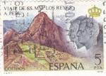 Sellos del Mundo : Europa : España : VIAJE DE SS.MM.LOS REYES A PERI (36)