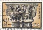 Stamps : Europe : Spain :  NAVIDAD-78 (36)